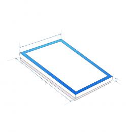 Custom Skylight Covers - Rectangular/Square