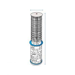 Fire Column Covers Design - 1