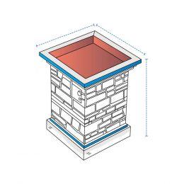 Fire Column Covers Design - 2