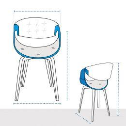 Outdoor Modular Chair Covers - Design 2