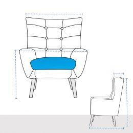 Outdoor Modular Chair Covers - Design 6