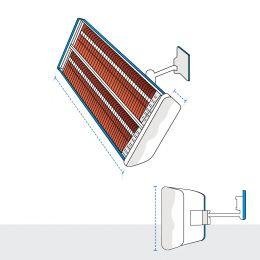 Patio Heater Covers - Design 3
