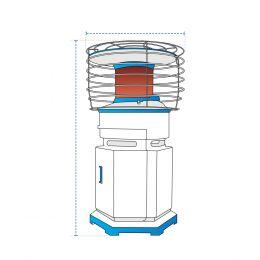 Patio Heater Covers - Design 4