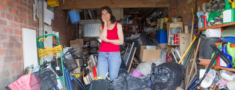 Get it Together: 5 Simple Steps for Stress Free Garage Organization