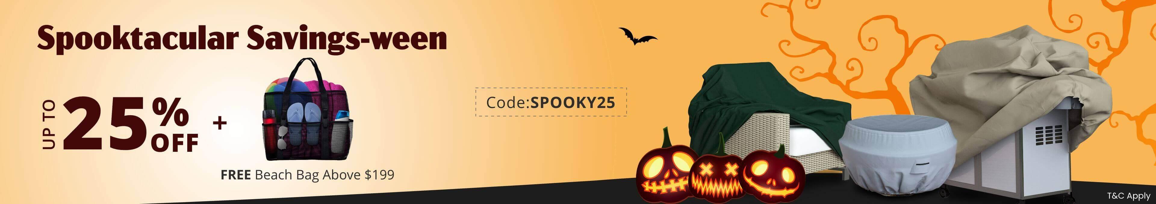 Spooktacular Savings-ween