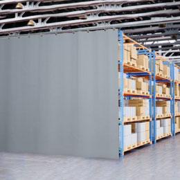 Warehouse Curtains